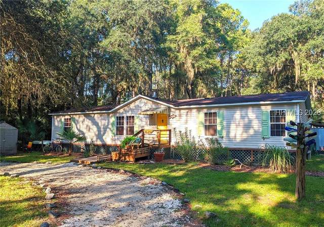 195 Old Haig Point Road, Daufuskie Island, SC 29915 (MLS #409139) :: Schembra Real Estate Group