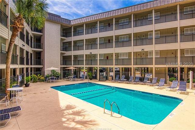 23 S Forest Beach #117, Hilton Head Island, SC 29928 (MLS #409156) :: The Coastal Living Team
