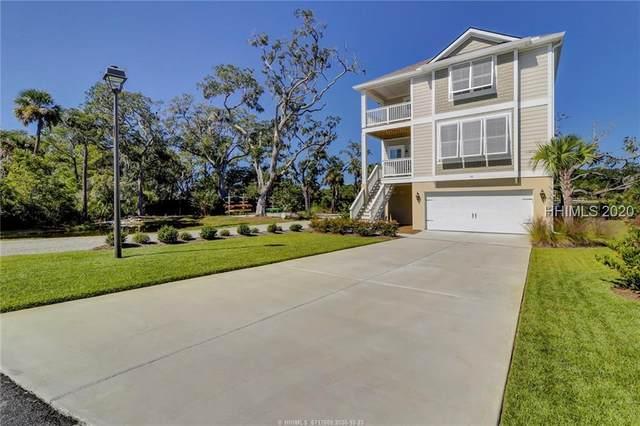48 Hammock Oaks Circle, Hilton Head Island, SC 29926 (MLS #409233) :: The Sheri Nixon Team