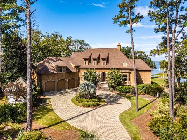 37 Seabrook Landing Drive, Hilton Head Island, SC 29926 (MLS #409262) :: The Coastal Living Team