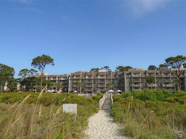 11 S Forest Beach Drive #222, Hilton Head Island, SC 29928 (MLS #409306) :: Coastal Realty Group