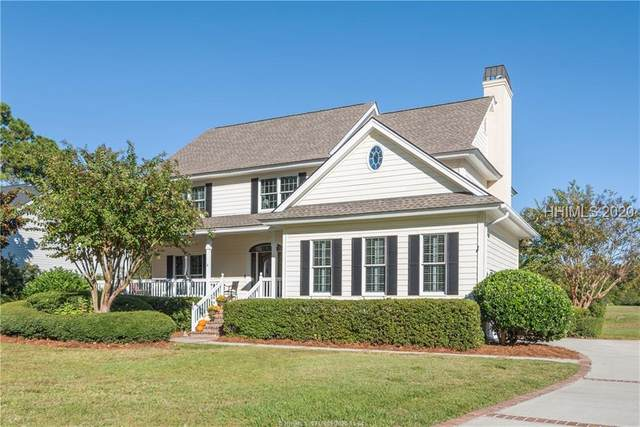 4 Ellis Ct, Hilton Head Island, SC 29926 (MLS #409541) :: Beth Drake REALTOR®