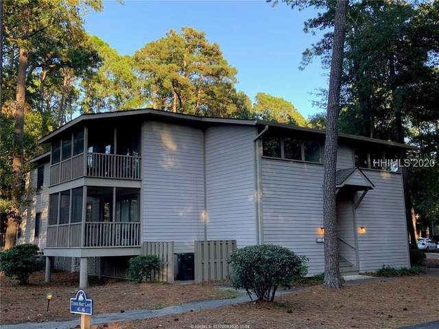 19 Three Mast Lane #19, Hilton Head Island, SC 29928 (MLS #409590) :: The Alliance Group Realty