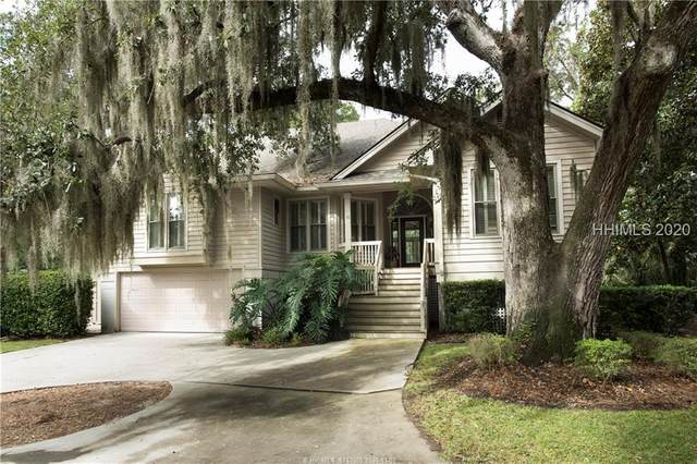 36 Woodbine Place, Hilton Head Island, SC 29928 (MLS #409635) :: The Alliance Group Realty