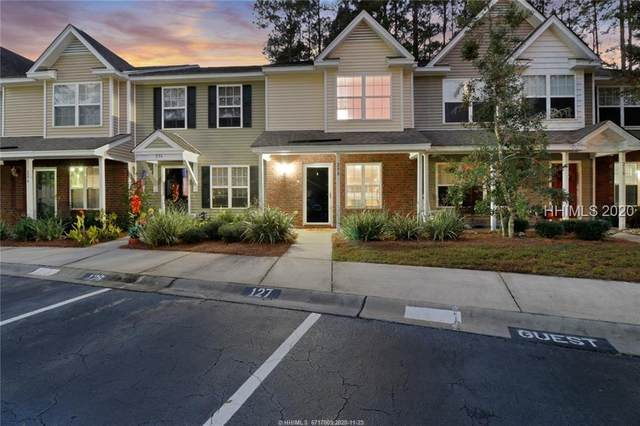 208 North Circle, Bluffton, SC 29910 (MLS #409683) :: Southern Lifestyle Properties