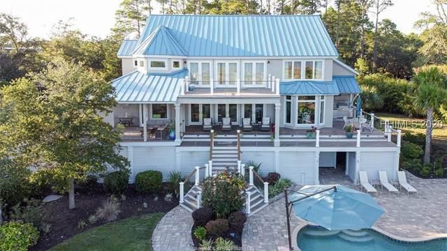 14 Sparkleberry Lane, Hilton Head Island, SC 29928 (MLS #409704) :: Collins Group Realty
