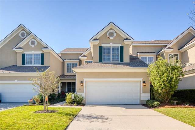 96 Persimmon Circle, Hardeeville, SC 29927 (MLS #409734) :: The Alliance Group Realty