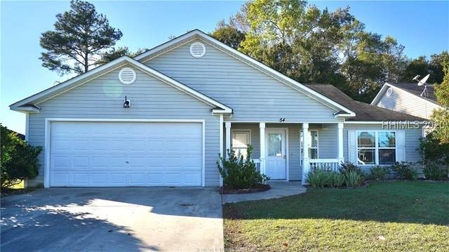 54 Broadland Circle, Bluffton, SC 29910 (MLS #409806) :: The Coastal Living Team