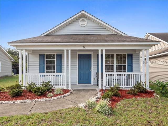 70 W Morningside Drive, Bluffton, SC 29910 (MLS #409831) :: The Sheri Nixon Team