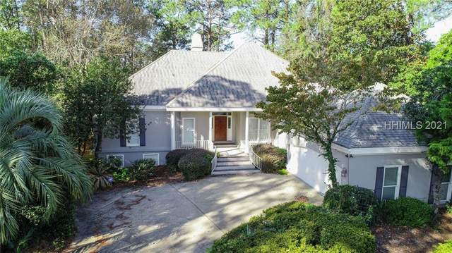 43 Wexford Club Drive, Hilton Head Island, SC 29928 (MLS #409924) :: The Coastal Living Team