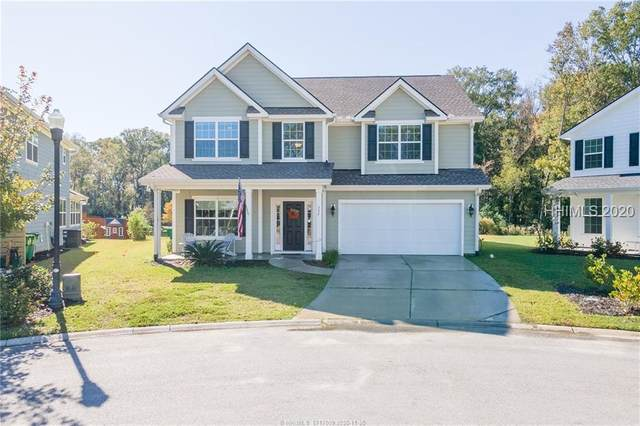 337 Green Leaf Way, Bluffton, SC 29910 (MLS #409969) :: The Coastal Living Team