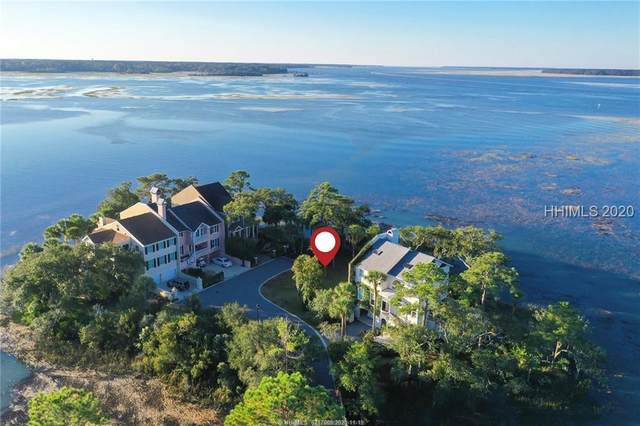8 Indian Hill Lane, Hilton Head Island, SC 29926 (MLS #409980) :: The Alliance Group Realty