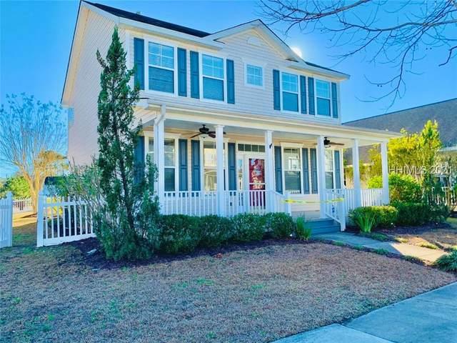 3 4th Avenue, Bluffton, SC 29910 (MLS #410026) :: The Coastal Living Team