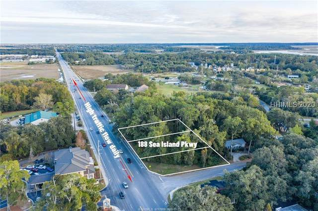 188 Sea Island Parkway, Beaufort, SC 29907 (MLS #410062) :: Hilton Head Dot Real Estate
