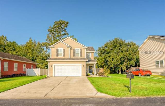 112 Okatie Park Cir W, Ridgeland, SC 29936 (MLS #410126) :: The Alliance Group Realty
