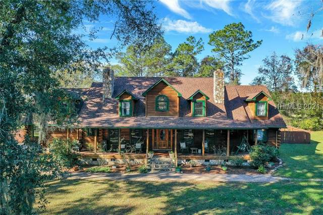70 Meadow Drive, Bluffton, SC 29910 (MLS #410130) :: Charter One Realty