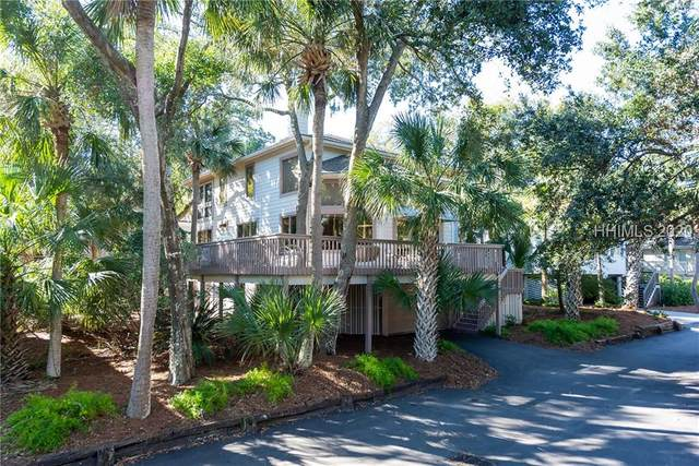 6 Sea Hawk Lane, Hilton Head Island, SC 29928 (MLS #410271) :: RE/MAX Island Realty