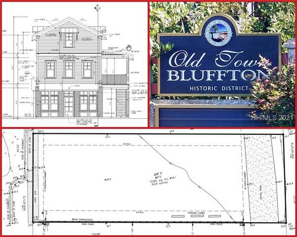 215 Goethe Road, Bluffton, SC 29910 (MLS #410301) :: The Alliance Group Realty