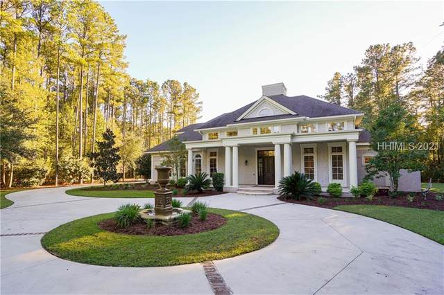 3 Sweet Grass Lane, Bluffton, SC 29910 (MLS #410346) :: The Bradford Group