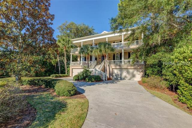 155 Mooring Buoy, Hilton Head Island, SC 29928 (MLS #410388) :: RE/MAX Island Realty