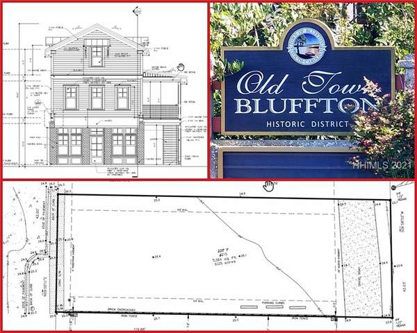 215 Goethe Road, Bluffton, SC 29910 (MLS #410444) :: The Alliance Group Realty