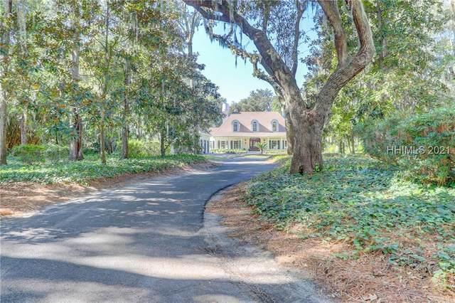 40 Brams Point Road, Hilton Head Island, SC 29926 (MLS #410455) :: RE/MAX Island Realty
