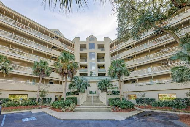 75 Ocean Lane #102, Hilton Head Island, SC 29928 (MLS #410476) :: Collins Group Realty