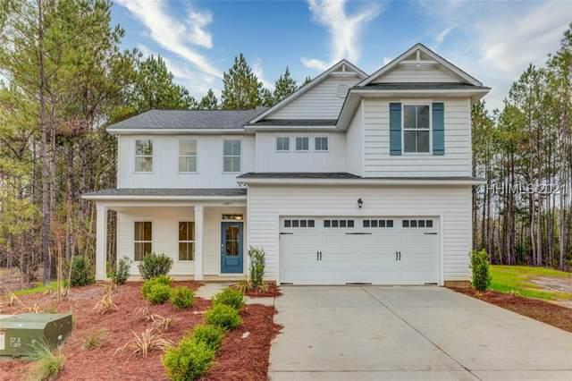 1421 Osprey Lake Circle, Hardeeville, SC 29927 (MLS #410487) :: Beth Drake REALTOR®