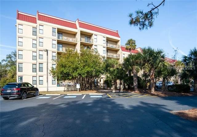 34 S Forest Beach Drive 1D, Hilton Head Island, SC 29928 (MLS #410608) :: Southern Lifestyle Properties