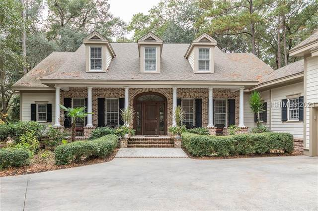 25 Hawthorne Road, Bluffton, SC 29910 (MLS #410617) :: The Alliance Group Realty