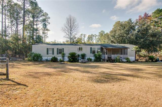 4248 Sand Hills Road, Garnett, SC 29922 (MLS #410667) :: Coastal Realty Group