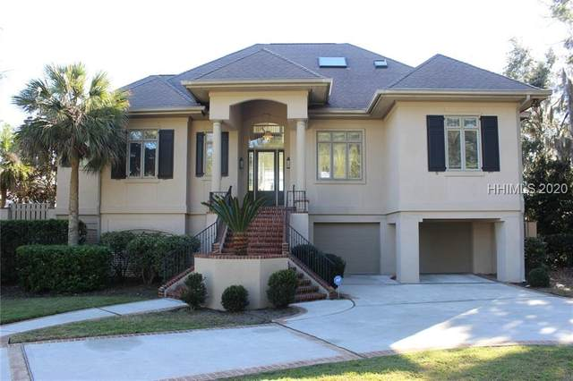 4 Sams Point Lane, Hilton Head Island, SC 29926 (MLS #410727) :: Southern Lifestyle Properties