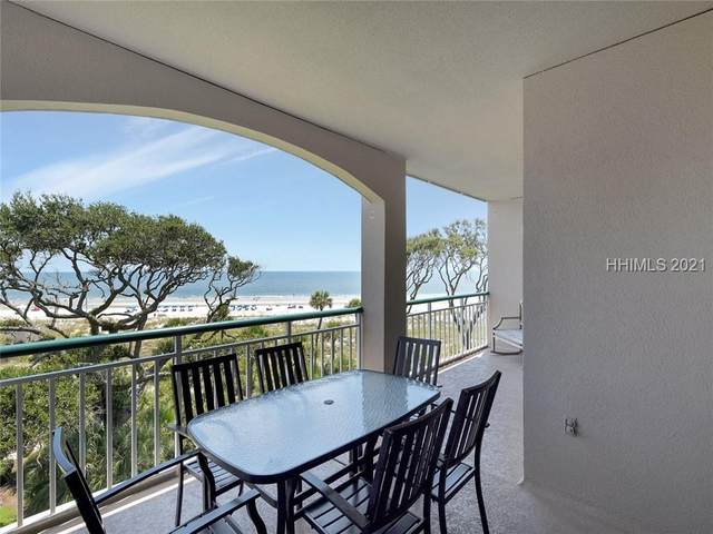 57 Ocean Lane #3408, Hilton Head Island, SC 29928 (MLS #410778) :: Coastal Realty Group