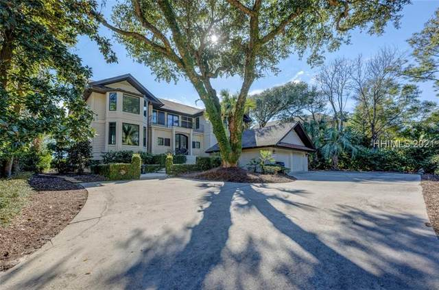 8 Highrigger, Hilton Head Island, SC 29928 (MLS #410998) :: RE/MAX Island Realty