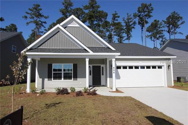 1558 Hearthstone Lake, Hardeeville, SC 29927 (MLS #411067) :: Coastal Realty Group