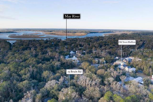 23 Bruin Road, Bluffton, SC 29910 (MLS #411074) :: The Coastal Living Team