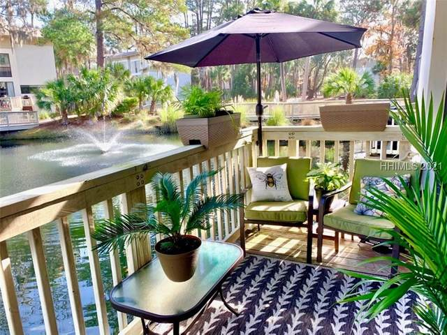 42 S Forest Beach Drive #3249, Hilton Head Island, SC 29928 (MLS #411100) :: The Coastal Living Team
