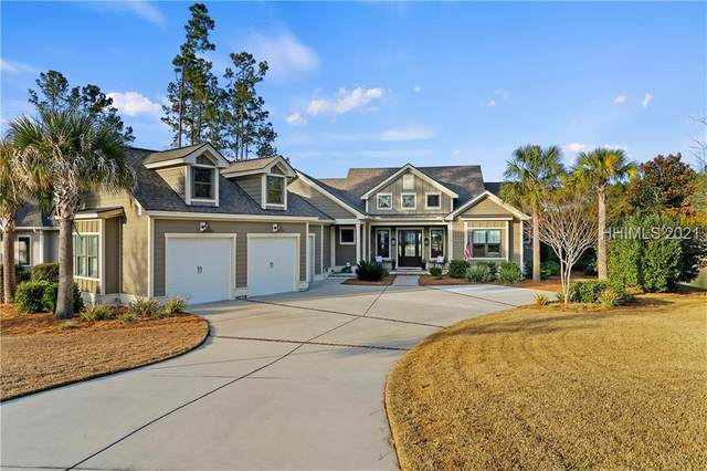 4 Fish Dancer Court, Bluffton, SC 29910 (MLS #411135) :: Coastal Realty Group