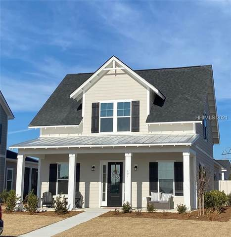 409 Flatwater Drive, Bluffton, SC 29910 (MLS #411159) :: Coastal Realty Group