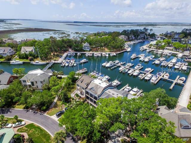 J168 Windmill Harbour Marina, Hilton Head Island, SC 29926 (MLS #411193) :: The Coastal Living Team