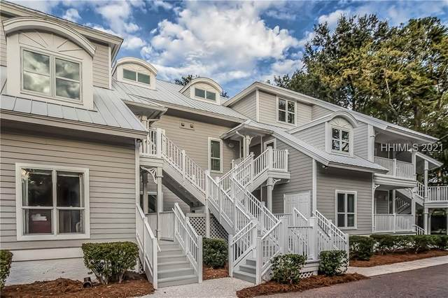 14 Wimbledon Court 144-2, Hilton Head Island, SC 29928 (MLS #411228) :: Hilton Head Dot Real Estate