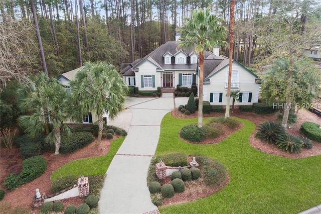 8 Holly Grove Road, Bluffton, SC 29909 (MLS #411397) :: Schembra Real Estate Group