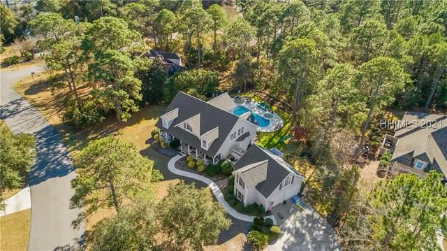 1 Saxton Lane, Hilton Head Island, SC 29926 (MLS #411638) :: Hilton Head Real Estate Partners