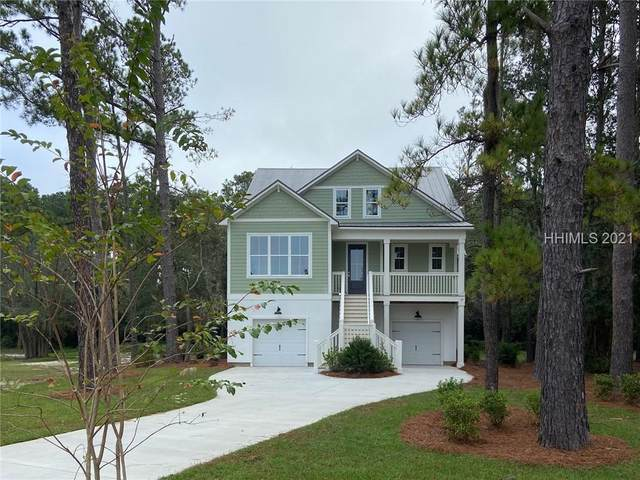 49 Percheron Lane, Hilton Head Island, SC 29926 (MLS #411921) :: The Coastal Living Team