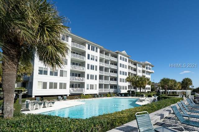 10 N Forest Beach Drive #2502, Hilton Head Island, SC 29928 (MLS #412091) :: RE/MAX Island Realty