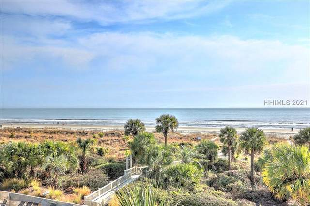 4 N Forest Beach Drive #305, Hilton Head Island, SC 29928 (MLS #412311) :: Collins Group Realty
