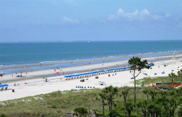 4 N Forest Beach Drive #306, Hilton Head Island, SC 29928 (MLS #412313) :: Collins Group Realty