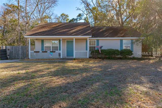 15 Spanish Moss Drive, Beaufort, SC 29907 (MLS #412395) :: Southern Lifestyle Properties