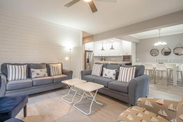 9 Wimbledon Court #7, Hilton Head Island, SC 29928 (MLS #412582) :: Hilton Head Real Estate Partners