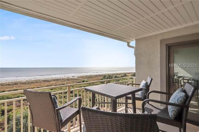 21 S Forest Beach Drive #503, Hilton Head Island, SC 29928 (MLS #412720) :: Hilton Head Dot Real Estate